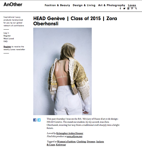 AnOther mag.com file:///Users/zoraoberhansli/Documents/WWW/press/loves.anothermag.jpg